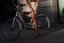 Bicycle Fashion / by Eleah Galler