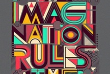Graphic Design / inspiration, fonts, tips and tricks relevant to my uni degree. / by Elissa Schmitzer