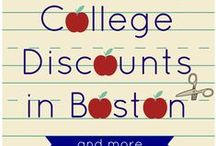 Money-Saving Ideas in Boston / Ways to Save Money in Boston and Beyond / by Kate @ Boston On Budget