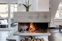 The hearth / by Eleah Galler