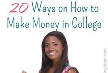 Money Making Ideas / Ideas and ways to make a little side money! / by Kate @ Boston On Budget