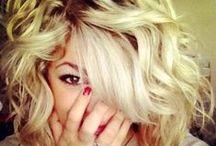 hair ❤ ℒℴvℯ / by Carla ♡☆♡