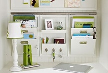 Home office / by Dream Tea Boutique