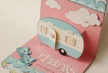 Sizzix Pop n' Cut cards / by Connie Mercer