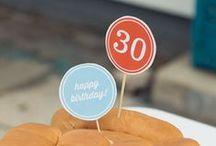 3-0 Birthday Ideas / by Laura Lucas Palekar