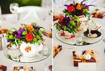 Teacup Centerpiece and favors / by Dream Tea Boutique