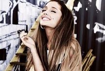 Ariana Grande / by Abigail Joy Malik ✔