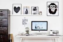 House - Studio / Office / by Carolina Ferreira