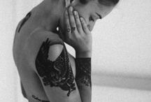 Tattoos / by Carolina Ferreira