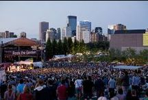 Summer Events in Minnesota / Summertime in Minnesota is like none other. From art festivals to the beautiful lakes, there's no place like Minnesota during the summer. Check out all our state has to offer! / by Minnesota Lottery