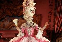 Marie Antoinettesque / Rococo; Marie & other figures of the time / by Minnerva Munoz