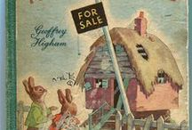 Vintage children's books and illustrations.   / Lovely childhood memories  / by Maggie Neale