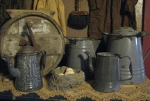 Love Old Gray Graniteware / by Beula Withrow