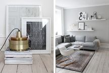 Home inspiration / by Stine Bråthen