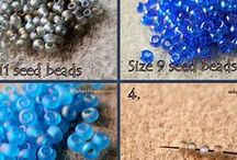 DIY - Jewelry - Beading Basics / Beadweaving and so on ------IMPORTANT: this Board was getting too hughe so I splitted it up. Please go and take a look on the other boards too =) Pins on this Board getting sorted step by step / by S. K.