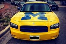 Pin My Ride  / by Michigan Athletics