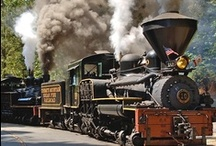 Old Trains & Steam Engines  / by Hello Pin Pals