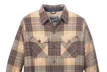 New Colors for Fall / Your favorite Woolrich styles in new colors and patterns for Fall 2013 / by Woolrich Inc.