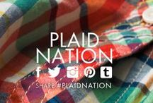 #PlaidNation / by Woolrich Inc.
