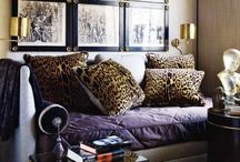 Animal Print Interior Decor / A collection of decor, interiors, and people that inspire us. / by Artemisia Inc.