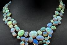 Opal jewlery...I love opals! / by Trish McNaughton
