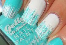 Nails, Nails, Nails! / I love nail polish! / by Angela Kinder