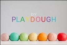Play Recipes / by Jen | Mama.Papa.Bubba.