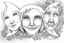 Maiden, Mother and Crone / by Heather Anne Gingerspark