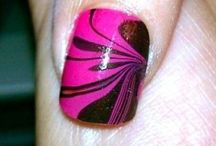Nail art / Nails decorating / by Andrea Tyler