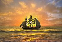 Ships Ahoy ~ Anchors Away! / by Darlynn Jo