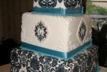 Wedding Cakes***** / by Angela1915
