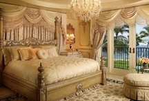 Luxurious Bedrooms / by Angela1915