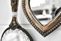 Espejos ..........Reflejos del alma.... / Para que cada uno pueda mirarse........ / by Mariela Gotuzzo Lampariello