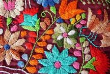 BRODERIE TEXTIL'S COLORS / by valerie b