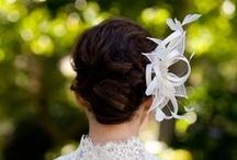 Bridal Hair / by La Fletcher