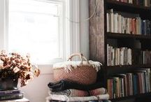 ~ Homes & Interiors & Exteriors~ / About beautiful spaces and details for styling homes. / by Maria Johanna