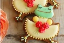 ♨ Sugar cookies / by María Celeste Guzmán