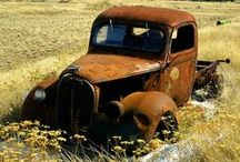 Rusty Relics / by ~Ghost Man~