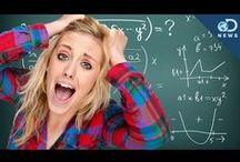 Math Ideas- Jr. High School / by Alejandrina Garza