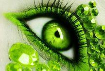 Shades Of Green  / by Thérèse Martin