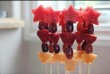 ° •. ° •. fяυттα . • °. • ° / frutta, frutta con cioccolato, frutta cotta, frutta usata per delle ricette, frutta intagliata / by Anny Oriente