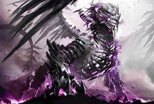 Dragons / by Todd Klein