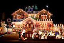 christmas lights / by Spot