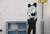 Street Art / by Ed Roth / Stencil1