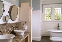 Bathrooms / by Sharyl Williams