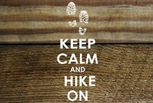 HIKING/BACKPACKING / by GOKO - Get Outdoors Knowledge Outfitting