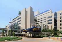 Our Hospitals & Facilities / The hospitals and other properties of BJC HealthCare. / by BJC HealthCare