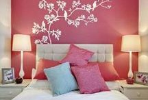 Girls room ideas / by Anna Hight- Boucier