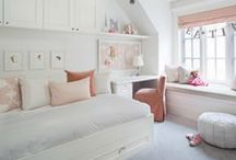 baby + kid spaces / by Emily M.