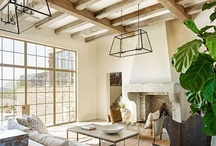 Decor: Neutrals, Natural, clean designs / by Gay Edelson